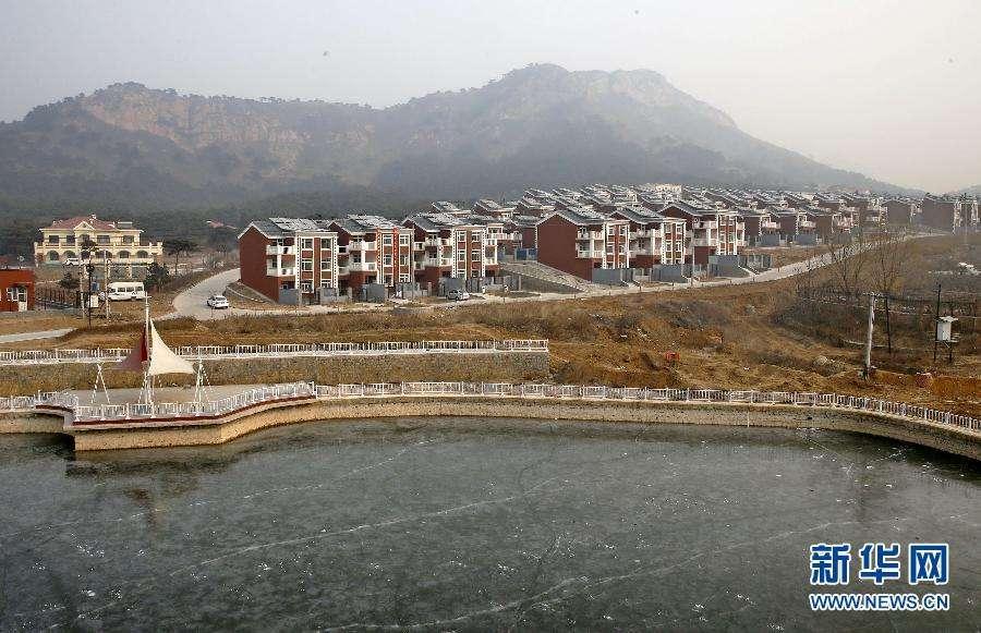 山海关:生态宜居望峪新村